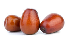 Three unabi berries Stock Photo