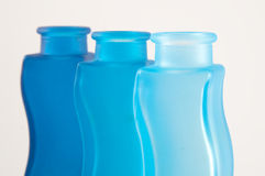 Three vases Royalty Free Stock Images