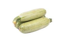 Three vegetable marrow Stock Photography