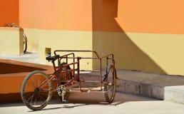 Three weel bicycle Stock Images