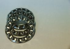 Three Wheel Ball Bearings royalty free stock photography