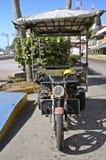 Three wheeled motorcycle Royalty Free Stock Image