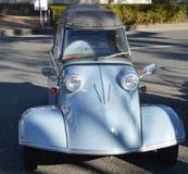 A three-wheeler car Stock Photos