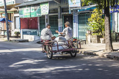 Three-wheeler Stock Photos