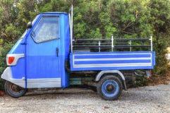 Three Wheeler Vehicle Stock Photos