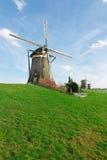 Three Windmills Royalty Free Stock Photo