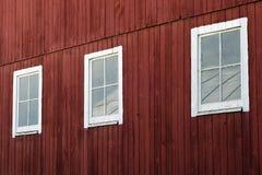 Three Windows Stock Photos