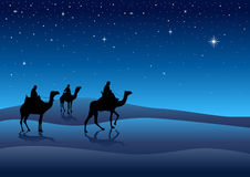 Free Three Wise Men Royalty Free Stock Photos - 22193438