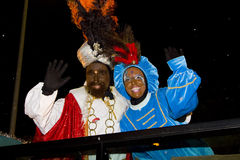 Three Wise Men parade Stock Photo