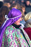Three Wise Men Parade 2014 Royalty Free Stock Photography