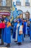 Three Wise Men Parade 2017 Stock Image