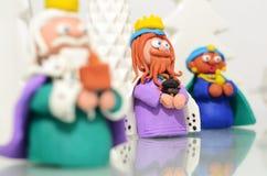the three wise men stock photos