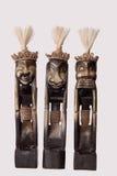 Three wise monkeys Stock Images