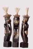 Three wise monkeys Royalty Free Stock Photo