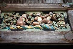 Three Wise Monkeys Royalty Free Stock Photos