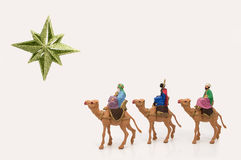 Three wisemen Royalty Free Stock Images