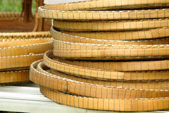 Threshing basket Royalty Free Stock Photo