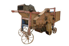 Free Threshing Machine Stock Photography - 34785282