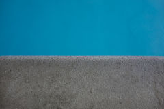 Threshold of the pool Stock Images