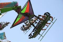 thrill езды Стоковое фото RF