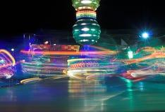 thrill езды Стоковая Фотография