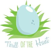 Thrill Of The Hunt Royalty Free Stock Images
