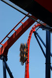 Thrill ride Stock Photos