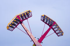 Thrill Ride Stock Images