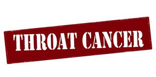 Throat cancer Stock Photos