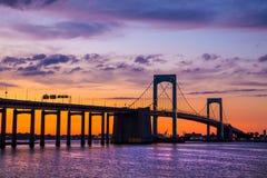 Throgs Neck Bridge Stock Image