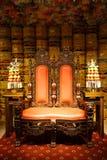 throne Imagens de Stock