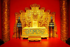 throne Foto de Stock Royalty Free