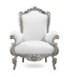 throne Chair国王 库存例证