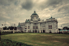 Throne Hall Royalty Free Stock Photo
