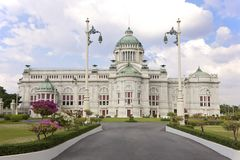 Throne hall in Bangkok Stock Photography
