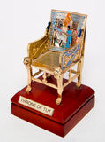 Throne of TUT Stock Image