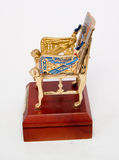 Throne of TUT Stock Photo