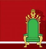 Throne Vector Stock Photo