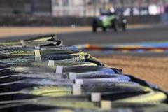 Throug chicane Foto de Stock
