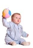 Throw the ball Stock Photography