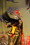 Throw the beard-Beijing Opera: Farewell to my concubine. Farewell to My Concubine is the art of Beijing Opera master Mei Lanfang performances of the Mei School Royalty Free Stock Photography