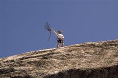 Throw da corda Foto de Stock