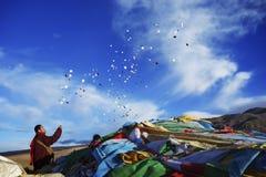Free Throw To The Sky Ronda Royalty Free Stock Photos - 58800738