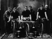 Throwback Thursday: Sports Stock Image