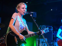 Throwing Muses - Kristin Hersh Stock Photos