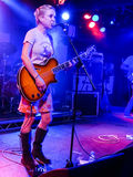 Throwing Muses - Kristin Hersh Stock Image