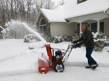 Free Throwing Snow Royalty Free Stock Photo - 58142985