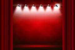 Théâtre Photo stock