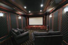 Théâtre à la maison Photos libres de droits