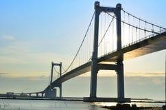 Thuan Phuoc Brücke 3 Lizenzfreies Stockfoto